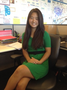 Junior Associate Kristiana Kim
